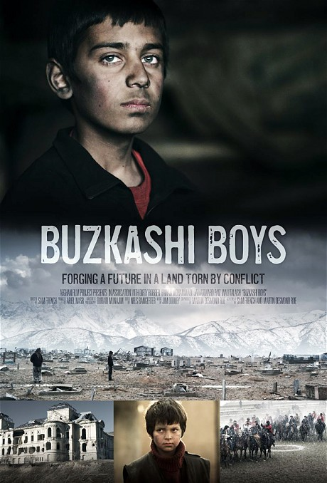 Oscars 2013: Afghan boy's astonishing journey to the Academy Awards