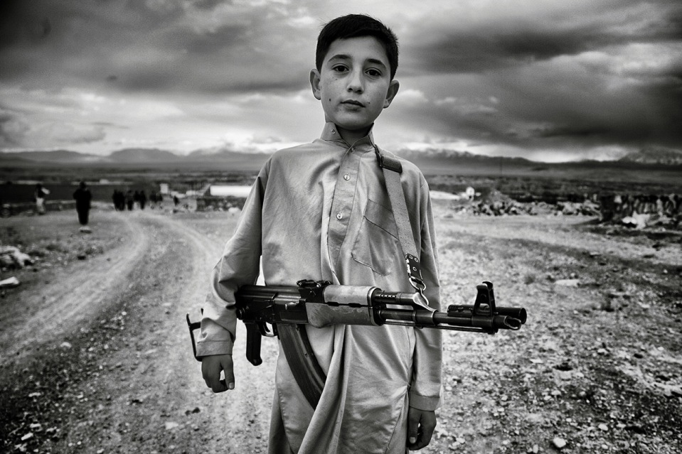 Afghanistan, February 2013: Anti-Taliban Militias